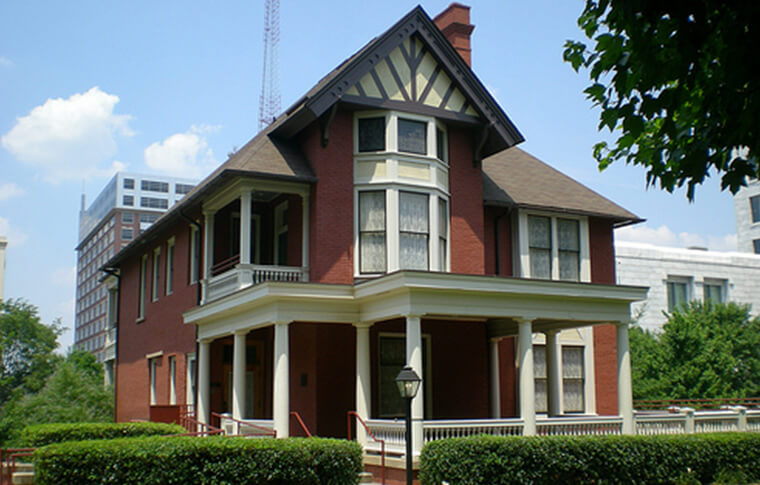 Margaret Mitchell's home